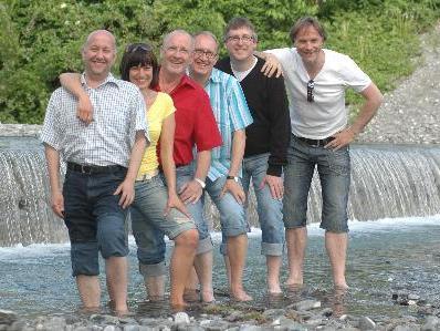 Das TheaterMobil tourt im Sommer durch Vorarlberg. Die Premiere steigt in Bludenz.