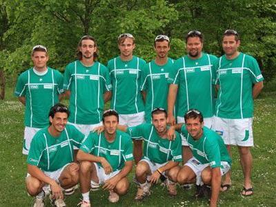 Das neue Team des UTC Vandans spielt in der höchsten Spielklasse Österreichs.