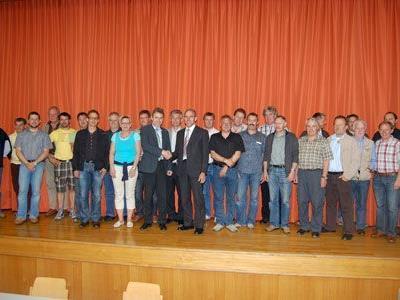 Die Mandatare von Gaschurn und St. Gallenkirch besiegelten eine verstärkte Zusammenarbeit.