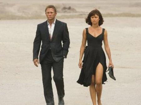 Filmszene James Bond