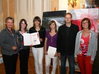 Bundesministerin Claudia Schmied gratulierte zum Siegerprojekt.