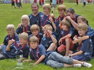Der Spitzen-Fußballnachwuchs erlebte beim internationalen Jugendturnier im Montafon eine unvergessliche Zeit.