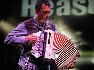 """Ein besonderer Höhepunkt ist das Open-Air-Konzert mit """"Hubert von Goisern"""" am 31. Juli 2009 auf dem Marktplatz Rankweil."""
