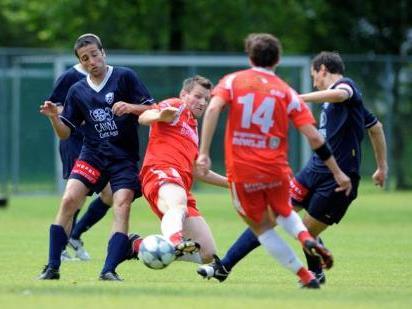 FC Bizau gegen Schwarzach