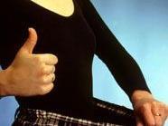 Gewichtsverlust bei Frauen senkt Risiko, an Krebs zu erkranken.