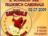 2. Feldkirch Cardinals Schulcup
