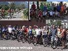 34 Teilnehmer bei der 16. Radreise des Schivereins