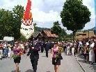 700 Kilometer Anreise zum Fest in Thüringen: Feuerwehr aus Erwitte.