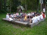 Abschlusslagerfeuer in Ludesch