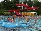 Badevergnügen gibt es noch etwa zwei Monate im Erlebnisbad Frutzau.