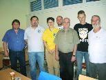 Der ganze Vorstand des SKC Koblach