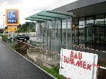 """Der neue Unterstand bei der Bus-Station """"Im Buch"""""""