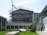 Die Sanierung der Hauptschule orientiert sich bereits jetzt am Passivhausstandard.