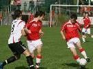 FC RW Rankweil belegte beim Turnier in Brederis den zweiten Endrang.