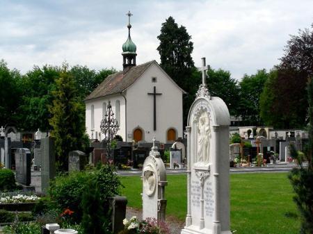 Friedhof Bregenz Archivbild