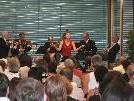 Großer Andrang beim Wiener Konzert im Kultursaal.