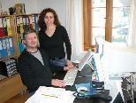 Josef Gojo und Taliye Mandirali sind Ansprechpartner in sozialen Fragen.