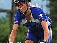 Ländle-Mountainbikerin Martina Miesgang