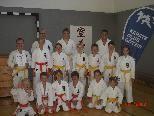 Nachwuchs des Karateclubs Götzis
