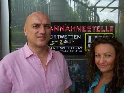 Neues Wettbüro in Rankweil eröffnet.