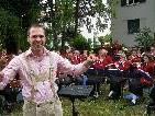 Philipp Rainer lädt zum Dämmerschoppen