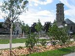 Stadtpark im Endausbau