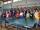 Tischtennis-Trainingscamp wurde gut angenommen.