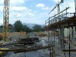 Vinomna-Center: Bauprojekt macht große Fortschritte