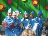 """Vorführung des Kindermusicals """"Das kleine ich bin ich"""""""