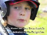 Winning Pitcher bei der EM - Lukas Mader von den Lochau Mariners