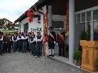 Zum 50. Geburtstag ein neues Clubheim für die Bergrettung Raggal