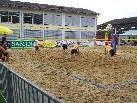 Zwei Tage Action beim 7. Beachvolleyballturnier in Rankweil war angesagt.