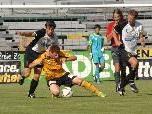 Adem Kum war mit seinen beiden Treffern der Matchwinner im Heimspiel gegen Neumarkt: Foto: Wicher.