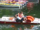 Auf zur Tretbootmeisterschaft
