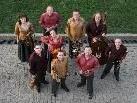 Bild: Das Tschechische Nonett konzertiert am Montag auf der Schattenburg.