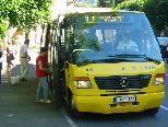 """Bild: Der Stadtbus Feldkirch ist hauptverantwortlich für die """"Einsparung"""" von 8000 Pkw-Fahrten im Stadtgebiet."""
