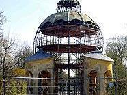 Das Taubenhaus in Schönbrunn