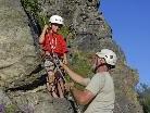 Den Bergführern ist es wichtig, dass Kinder, Jugendliche und Erwachsene Spaß an der Natur finden.