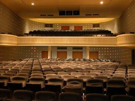 Der große Saal im Vorarlberger Landestheater.