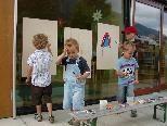 Die Eltern von fünfjährigen Kindergärtlern werden ab Herbst deutlich entlastet.