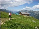 Diese Tour führt in eine nahezu unberührte Natur bis auf 2.040 m