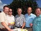 Gipfelerlebnis auf dem Pfänder Landtagswahl 2004