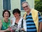 Gratulation an Conny Balamaci von Susanne und Peter Scharax.
