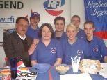 Immer ein offenes Ohr für die Jugend: LAbg Ernst Hagen - Jetzt lädt der RFJ Lustenau zum Stammtisch