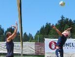 In Andelsbuch kann ab dem kommenden Wochenende Beachvolleyball gespielt werden.