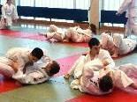 Jede Menge Action beim Judocamp