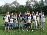 Jugendmannschaft der Lochau Mariners