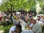 Kneipp Grillfest bei der Wassertrete