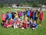 Nachwuchs Fußball Camp 2009