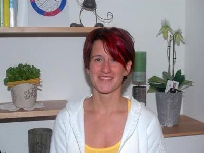 Sabrina Sinz freut sich über die neue Massage-Praxis im eigenen Gasthaus.